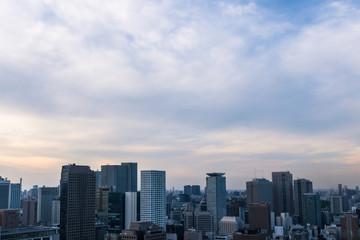 Urban landscape in Tokyo - 東京の都市風景4