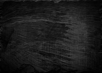Dark black slate background texture