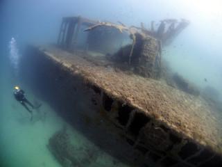 HMS Maori Wreck - WW2 - Valletta - Malta