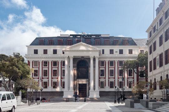 J1 - Cape Town - Parliament