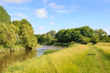 Along the River Ouse