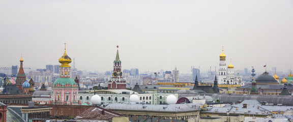 moscow view