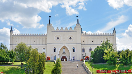 Castle in Lublin, Poland.