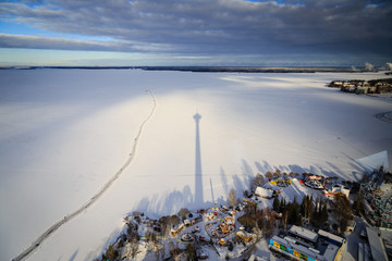 View From Nasinneula, Tempere, Finland