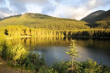 Simmons Lake, Canada
