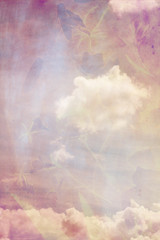 Beautiful backgrounds with clouds