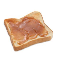ジャムトースト/ピーナッツバター