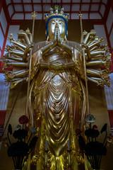 Golden Buddha in Wakayama