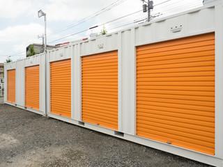 Wall Mural - トランクルーム