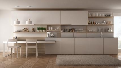 Minimalist kitchen photos royalty free images graphics vectors videos adobe stock - Kitchen sukaldeak ...