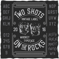 Two Shots Poster