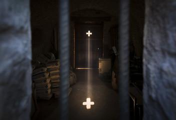 Cruz y luz