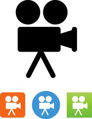 Cine-Camera Icon