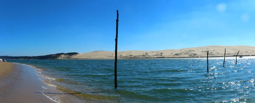 dune pyla banc d'arguin
