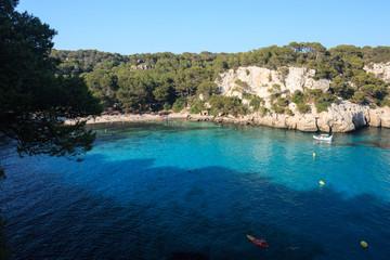 Cala Macarella - isola di Minorca (Baleari)