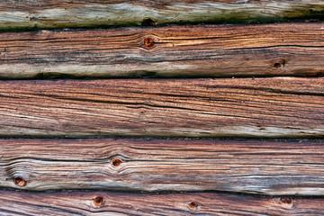 A wall of old bog oak texture.