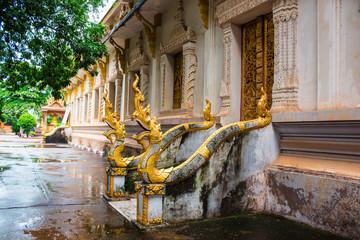 ラオス・ビエンチャン・仏教寺院・Vat Haysoke