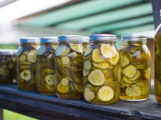 Farmers Market Pickles