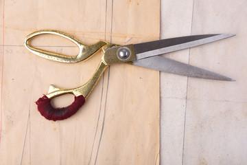 Scissors for garment