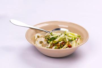 laksam malaysian food