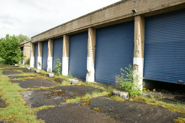 disused military airfield, driffield, east yorkshire