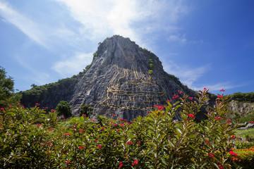 Таиланд, Паттайя.  Скала Будды.