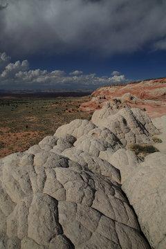 White Pocket in the Vermilion Cliffs National Monument, Arizona