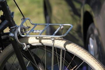 Fahrrad Front-Gepäckträger