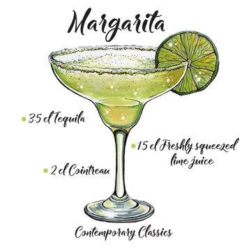 margarita Classics Cocktail