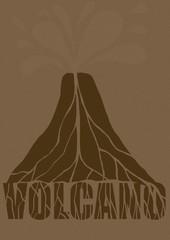 Volcano vintage