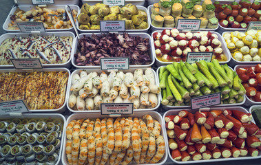 Naschmarkt Vienna's most popular market