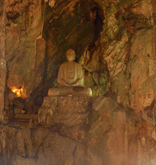 Marble Bouddha