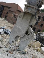 Demolition Site & Plant