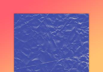 Wrinkled Paper Overlay Set 1