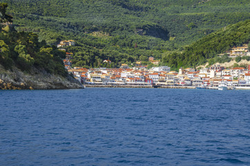 Ionian Sea - Parga, Greece