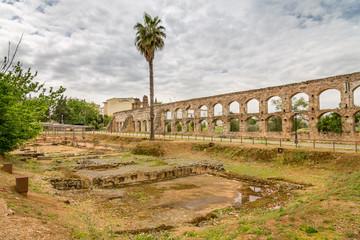 San Lázaro Roman Aqueduct