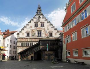 Altes Rathaus in Lindau im Bodensee, Bayern