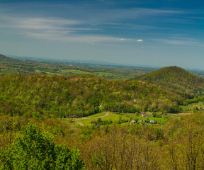 Spring, Foothills Parkway