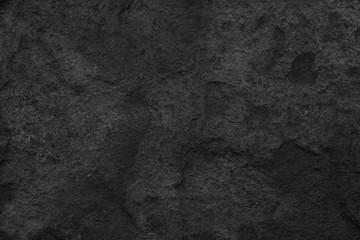 Wall Mural - Dark grey black slate background or texture