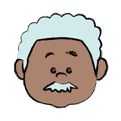 man people icon avatar adult person face viewed from front