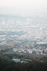 Tilt shift miniature Z��_��___rich