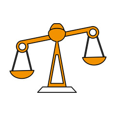 justice scale icon image