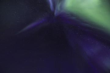Nordlicht in Island