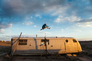 Trailer Jump!