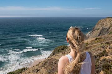 Freiheitsgefühl an der Algarve
