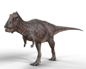 majungasaurus simple walk