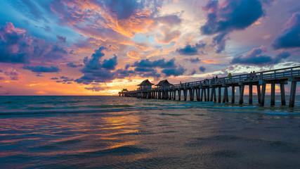 Fotobehang Napels Coastal dreams