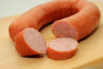 Dutch smoked sausage