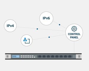 Server Network Management