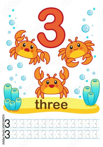Printable worksheet for kindergarten and preschool. We train to ...
